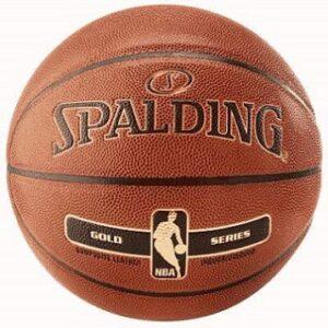 Spalding NBA Gold lopta za košarku, vel. 7
