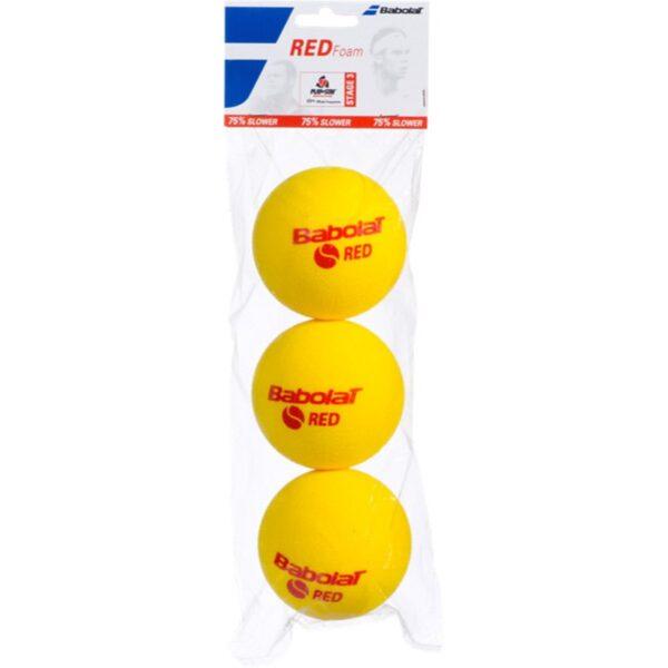 Babolat Red Foam 3/1