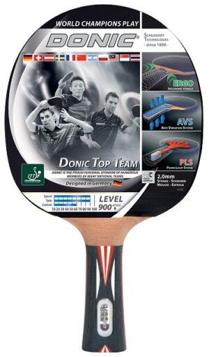 Donic Top Team 900, vrhunski reket za stolni tenis