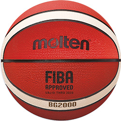 Lopta za košarku Molten B6G2000 vel. 6
