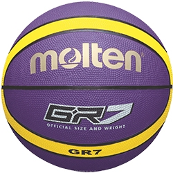 Lopta za košarku Molten BGR7-VY vel. 7