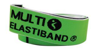 Traka za vježbanje Sveltus Multi Elastiband, zelena, otpor 10 kg