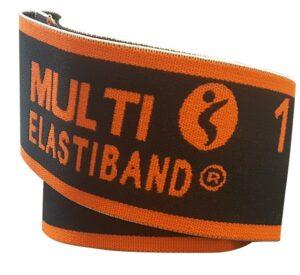 Traka za vježbanje Sveltus Multi Elastiband, crna, otpor 30 kg