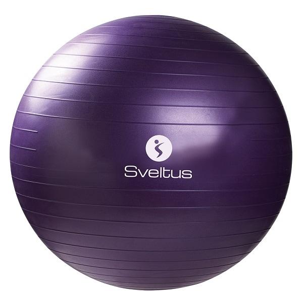 Lopta za fitnes ili sjedeća lopta, ANTI-BURST, promjer 75 cm