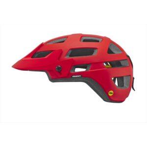 Kaciga GIANT Rail MIPS, crvena/crna
