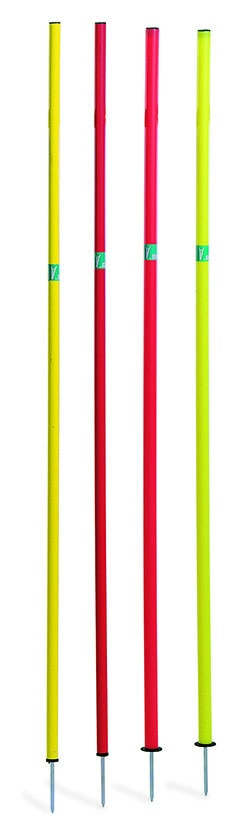 Štap za slalom, fiksni