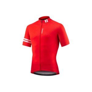Majica GIANT Podium, kratki, crvena