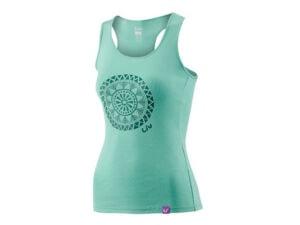 Majica Liv Izzy Tank Top, zelena