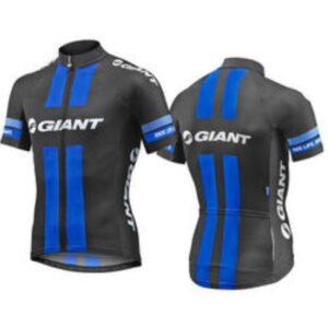 Majica dječja GIANT Race Day, kratki, crna
