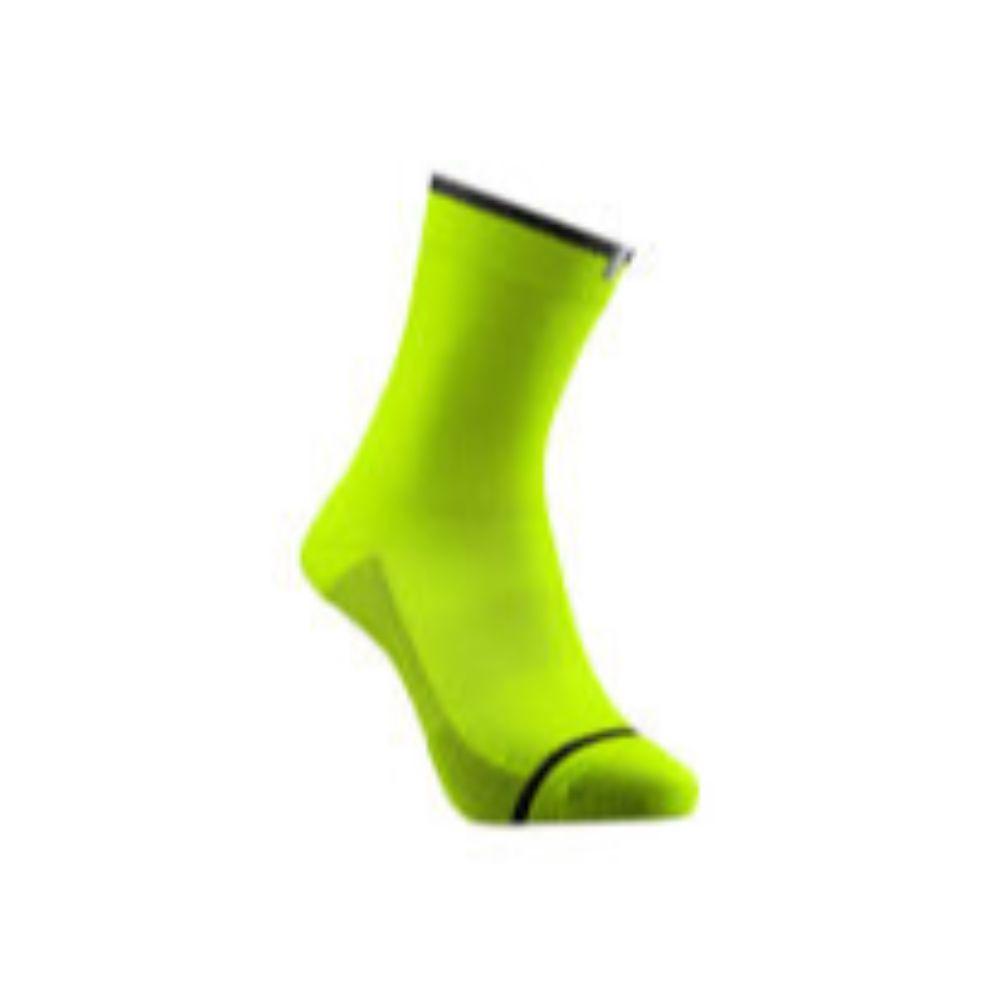 Čarape Giant Illume, žuta