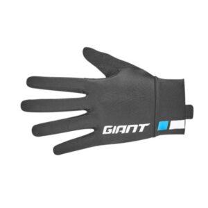 Rukavice GIANT Race Day, dugi prsti, crna/plava