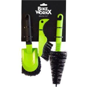 Set za čišćenje BikeWorkX Brush Set