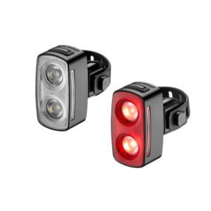 Svjetlo set GIANT Recon Combo HL 200 & TL 200