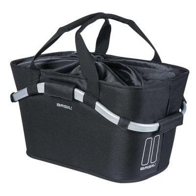 Košara stražnja Basil Classic Carry All MIK 22L, crna