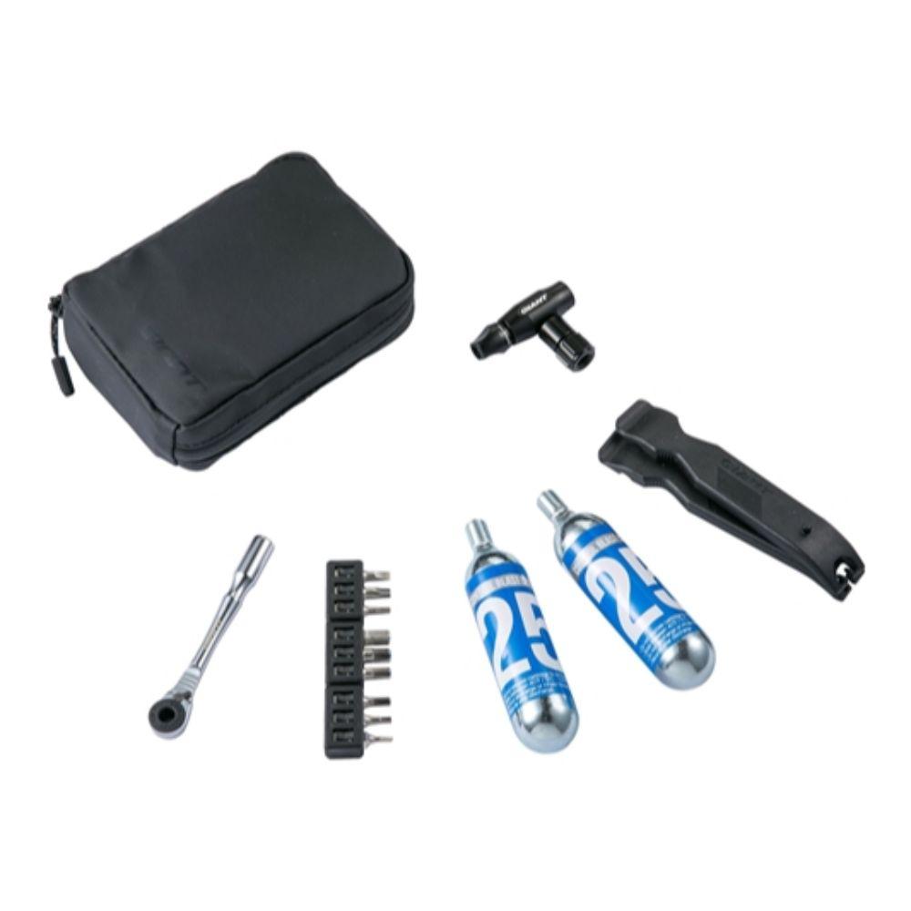 GIANT PDQ Combo-MTB, torba za sjedalo, crna boja
