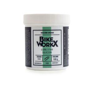 Mast BikeWorkX Lube Star Silicon 100g