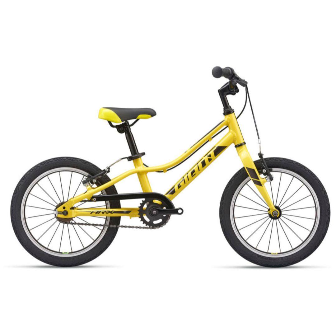 Bicikl za djecu Giant ARX 16 F/W limun žuta 2021.