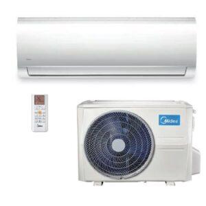 Klima uređaj Midea Blanc II WI-FI, 3,5/3,8 KW R32