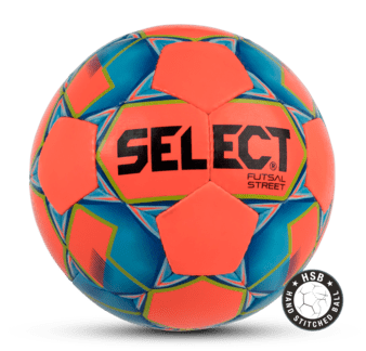 Lopta za mali nogomet na betonu