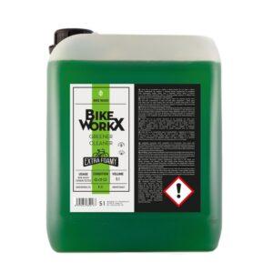 Sredstvo za čišćenje BikeWorkX Greener Cleaner 5l