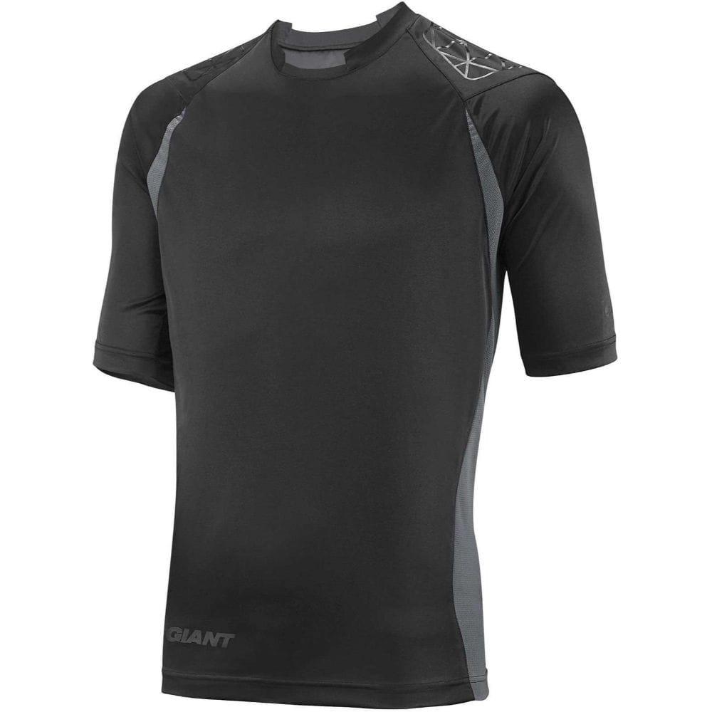 Majica GIANT Khyber Trail, kratki rukavi, crna