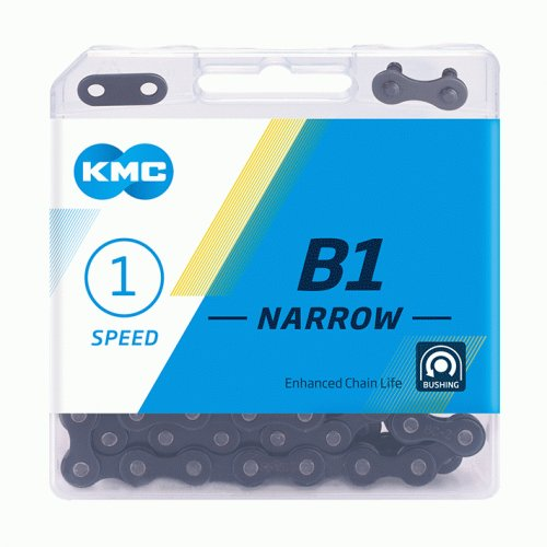 LANAC KMC B1 NARROW BLACK 112L