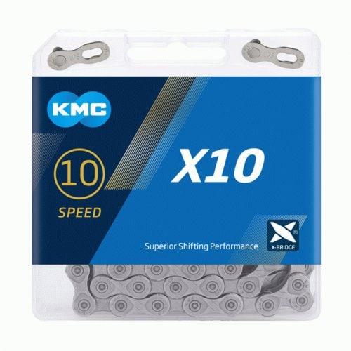 LANAC KMC X10 GREY 114L