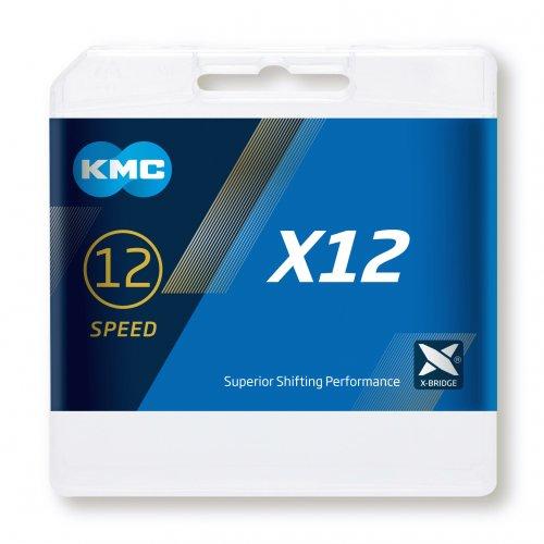 LANAC KMC X12 SILVER 12B NP/NP 126L