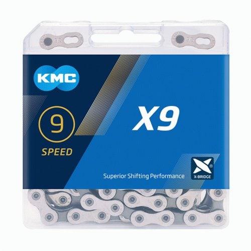 LANAC KMC X9 SILVER/GRAY 114L