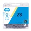 LANAC KMC Z6 GREY 114L