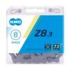 LANAC KMC Z8.3 SILVER/GREY 116L