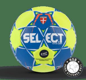 Select lopta za rukomet Maxi Grip 2