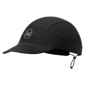KAPA BUFF PACK RUN CAP R-SOLID BLACK