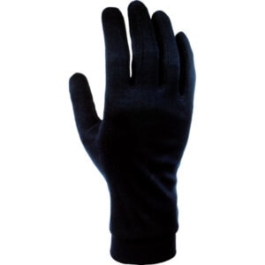 Podrukavice Cairn SILK Gloves black