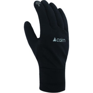 Rukavice Cairn SOFTEX Touch black