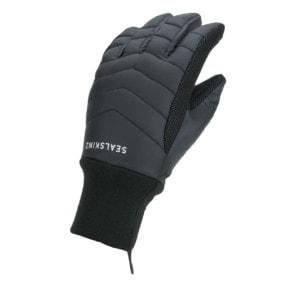 Rukavice SEALSKINZ WP All weather LW Insulated black