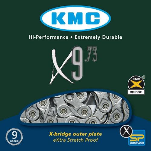 LANAC KMC X9-73 GY/GY 116L