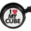 """Zvono """"I love my Cube"""""""