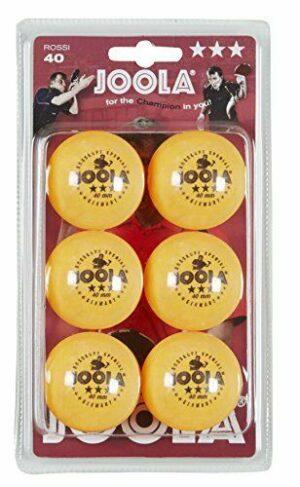 Set od 6 loptica Joola Rossi 3*
