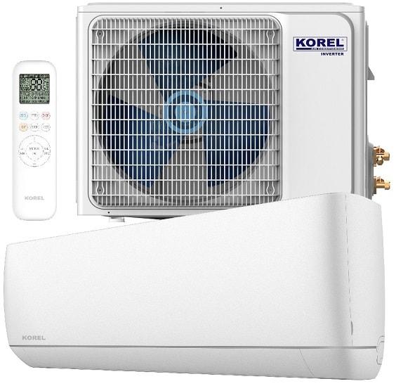 Klima uređaj Korel Urban Inverter, WI-FI, 2,7/3,0 KW R32