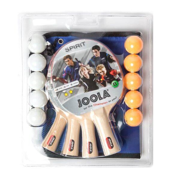 Set reketa za stolni tenis Joola Family za 4 igrača