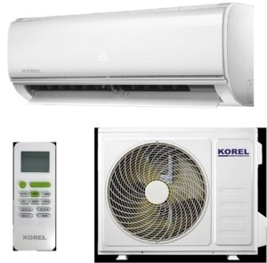 Klima uređaj Korel Akira, Inverter, WI-FI, 3,4 KW R32