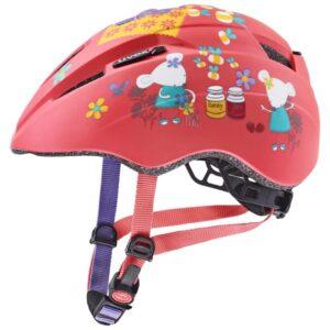 Kaciga za djecu Uvex Kid 2 CC, Coral mouse