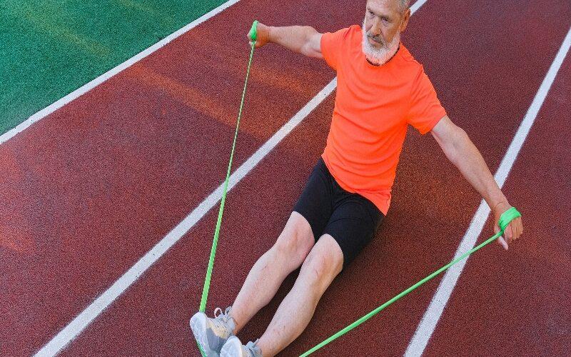 Vježbe s elastičnom trakom