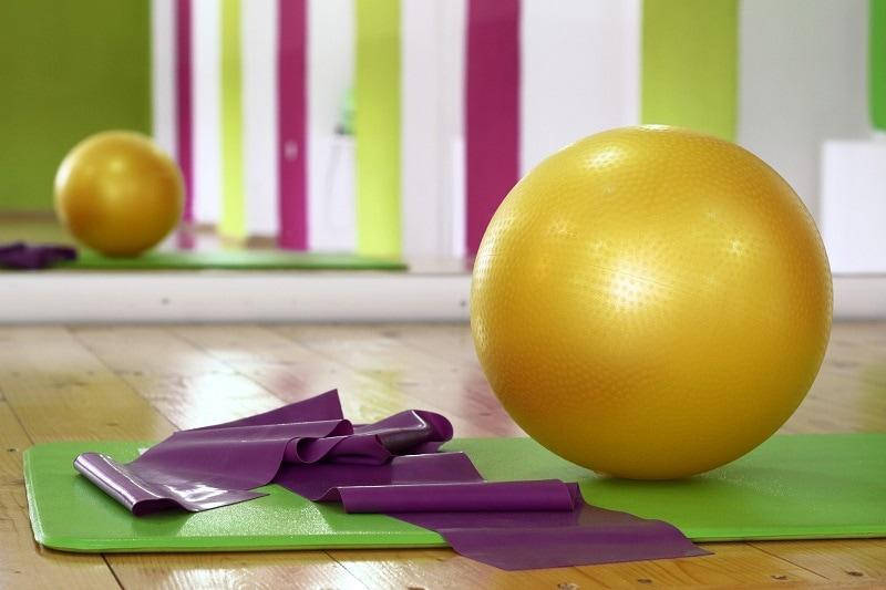 Vježbe s pilates loptom