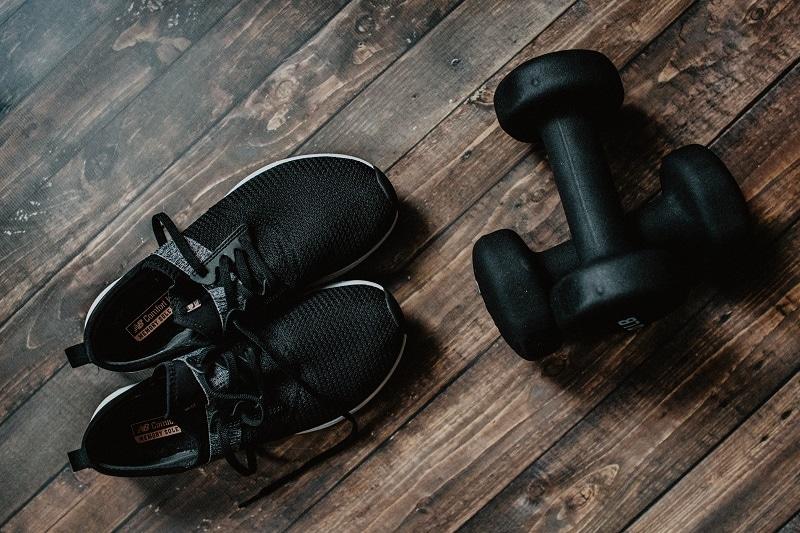 Vježbe s utezima kod kuće