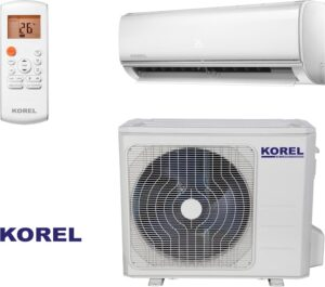 Klima uređaj Korel Nexo, Inverter, WI-FI, Ionizator, 3,5/3,8 KW R32