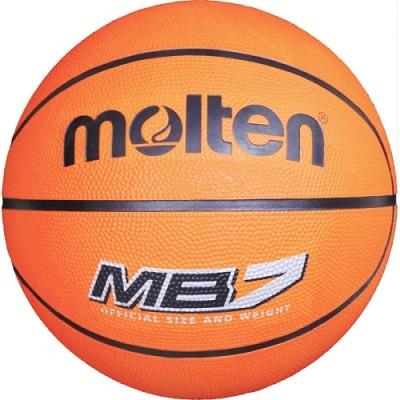 Košarka lopta Molten MB7 vel. 7