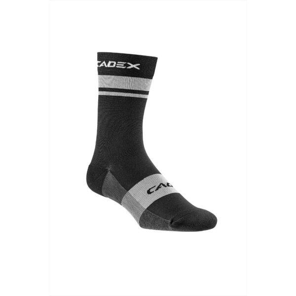 Čarape Cadex crna/siva