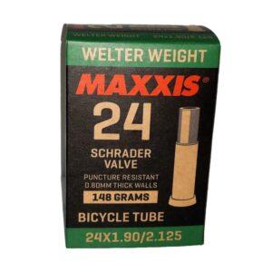 Zračnica Maxxis Welter Weight 24×1.90/2.125 FV 0.80mm